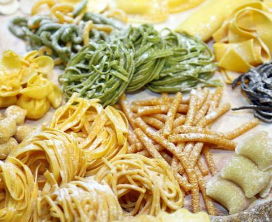 Pasta from scratch package