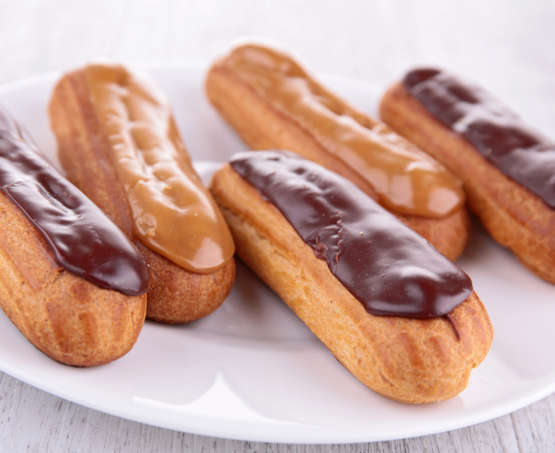 Mastering choux pastry: Éclairs