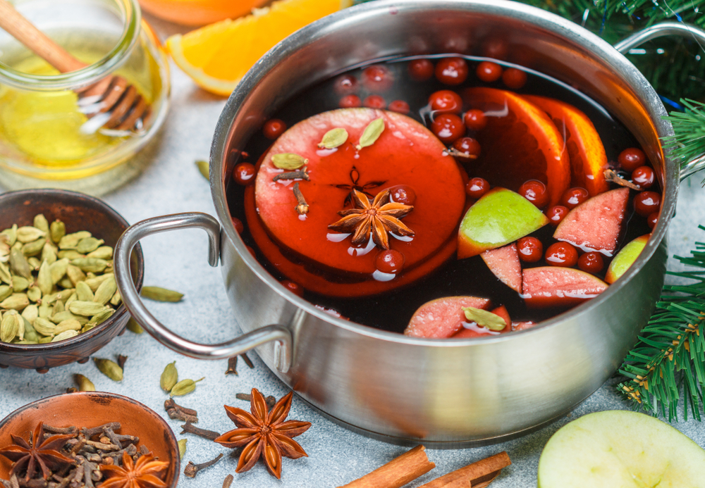 Homemade Drinks to make you Jolly!