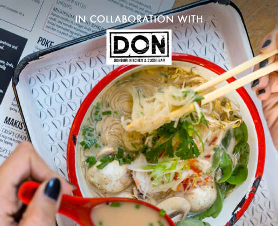 Asia: Let's go street food in collaboration with DON Eatery