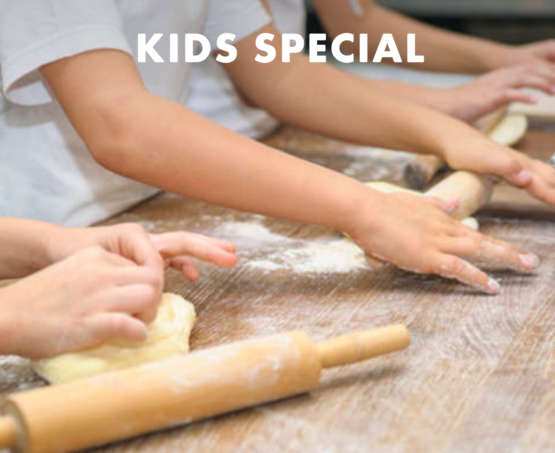 Tiny Chefs: Kids can cook too!