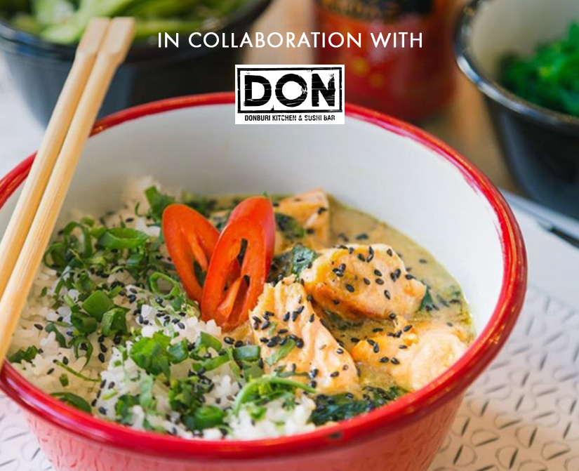Japan here we come! In collaboration with DON Eatery