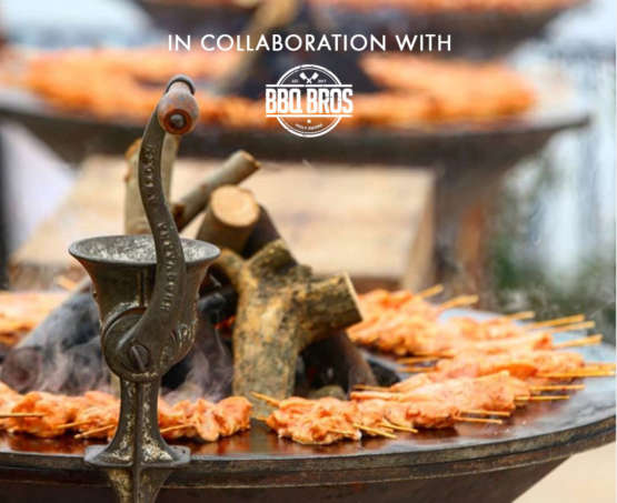 Science of Bbq: Skewers Party in collaboration with BBQ Bros