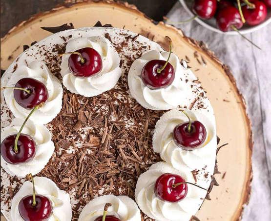 Pastry: German & Lebanese Black Forest Cake