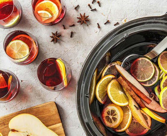 Mixology: Eggnog, mulled wine and gingerbread gin fizz