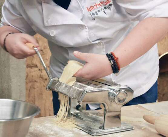 Pasta from scratch, the Italian way!