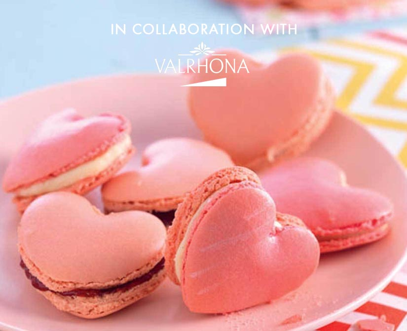 Loveable macarons