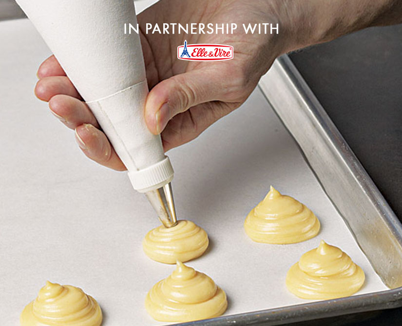 Hands-on 4-session package: Fundamentals of French Pastry – In partnership with Elle & Vire
