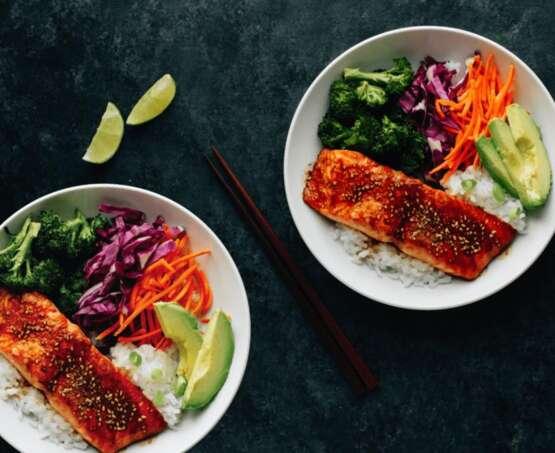 Virtual Cooking Class: Salmon Teriyaki