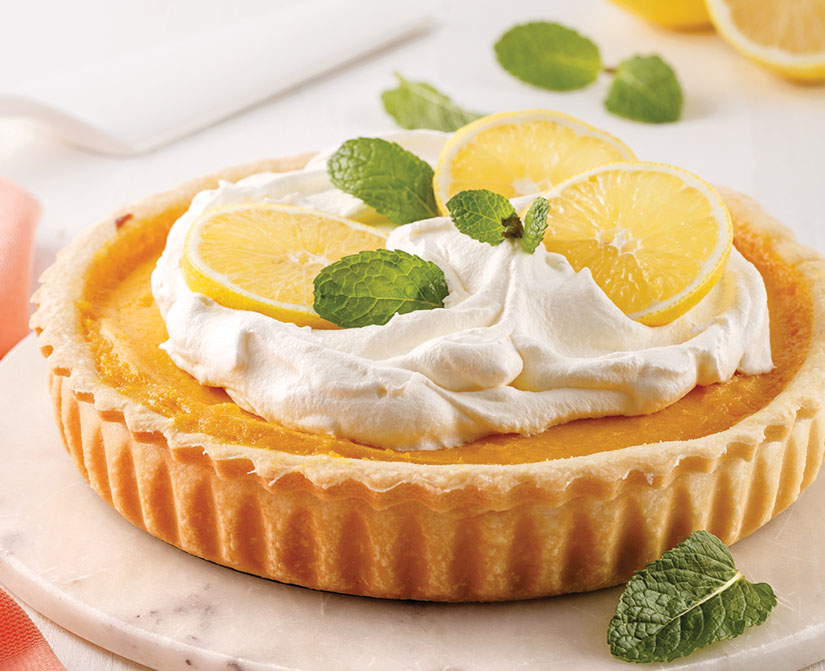 Hands-on pastry class: Summer in a tart