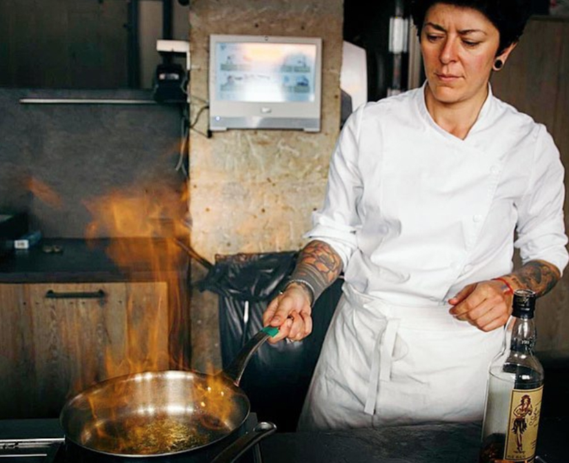 French techniques with chef Chantal Tabet
