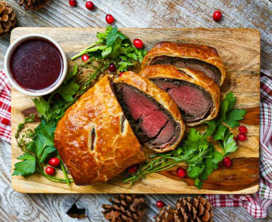 Hands-on class: Your festive menu!