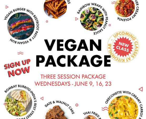 The Vegan Package