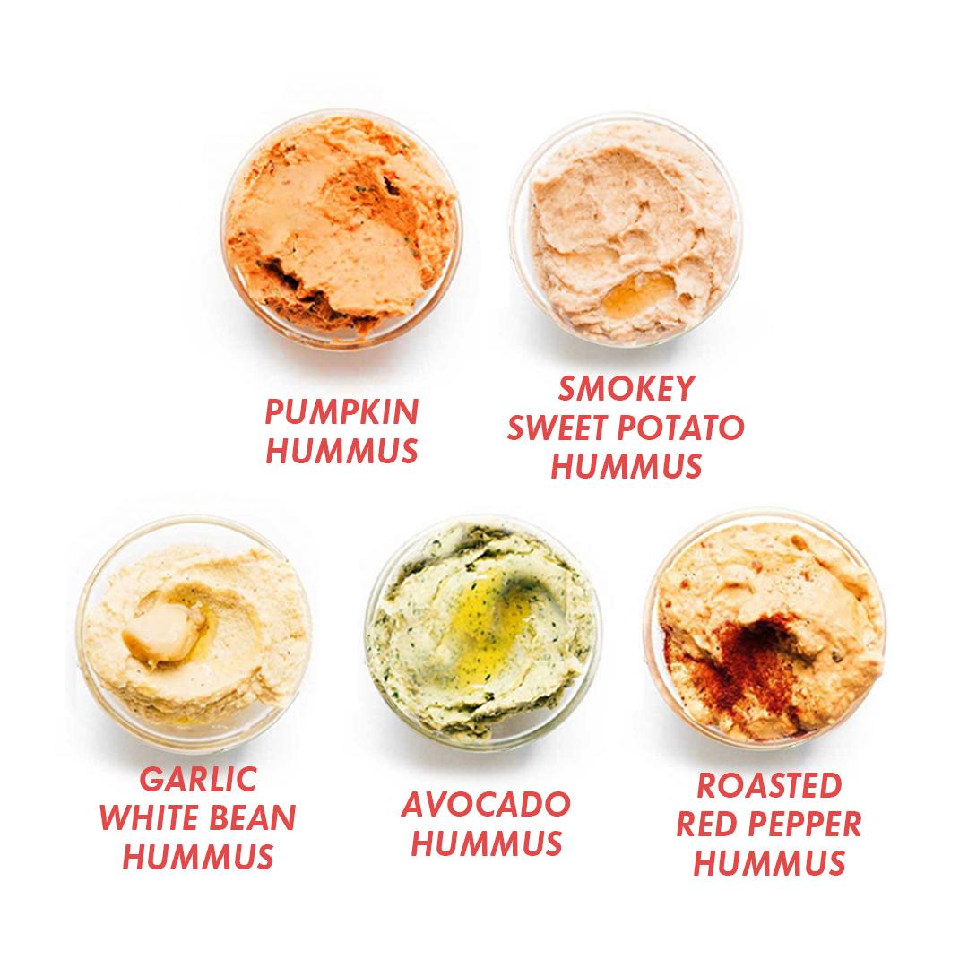 🥄 The Hummus Club 🥄