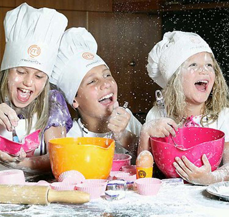 Kidz In The Kitchen 🐰 Full Week Package + Win a Gift!
