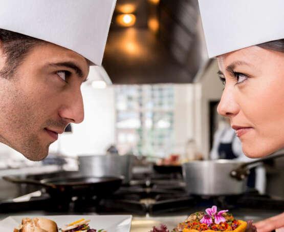 Smokin' Chef 👩🍳 @KitchenLab