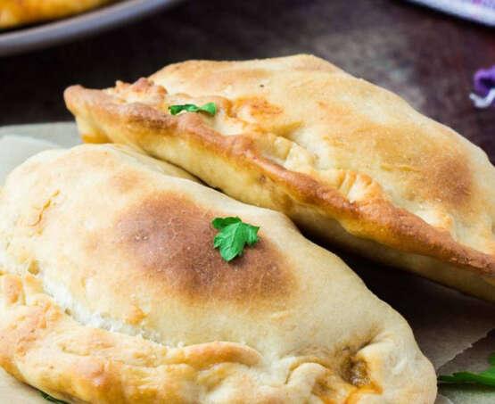 Calzone Pizza & Foccacia Bread 🥟